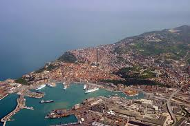 The port city of Ancona is the capoluogo of the  Marche region on the Adriatic coast