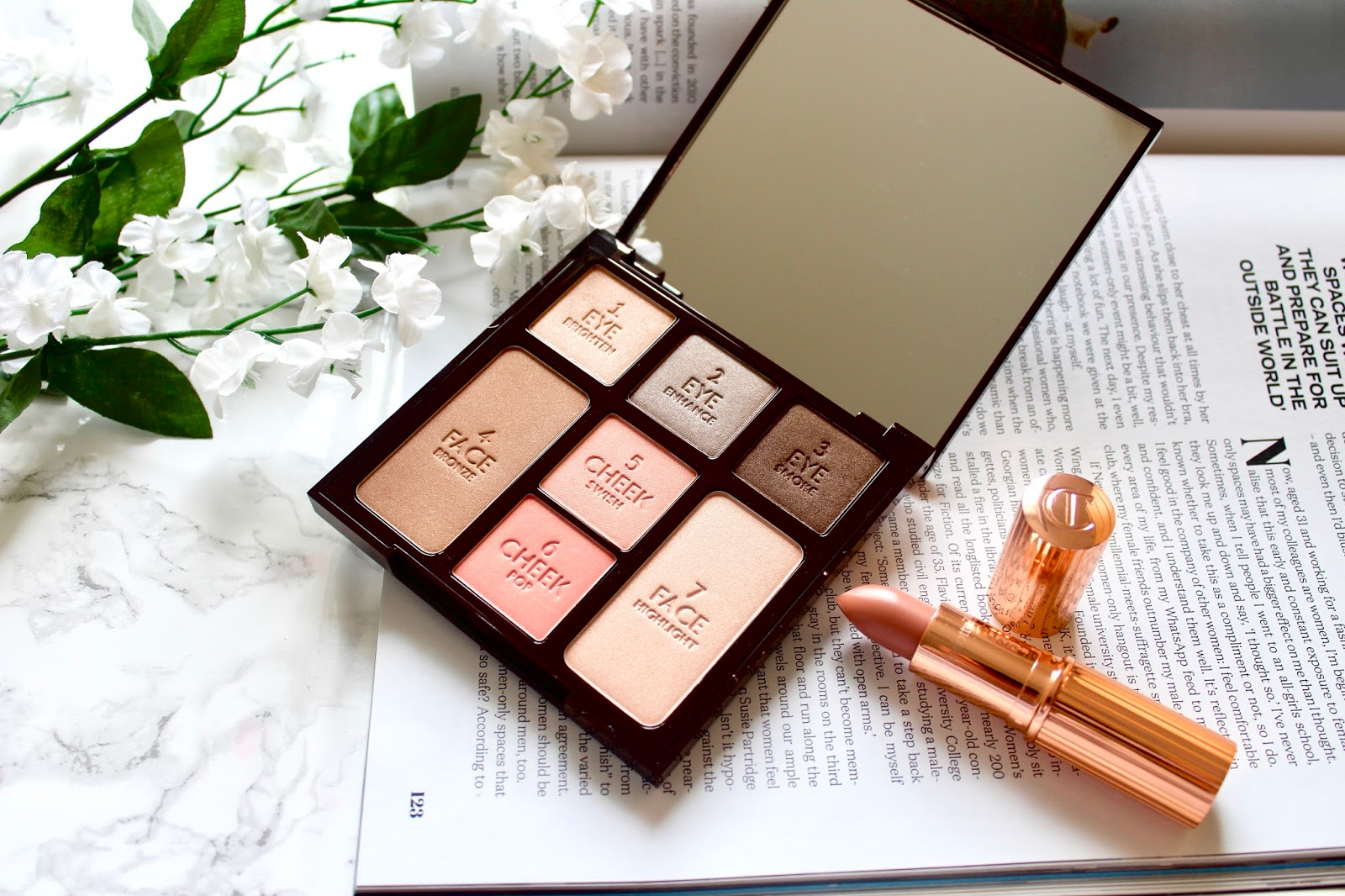 Charlotte Tilbury Instant Look In A Palette - Seductive Beauty