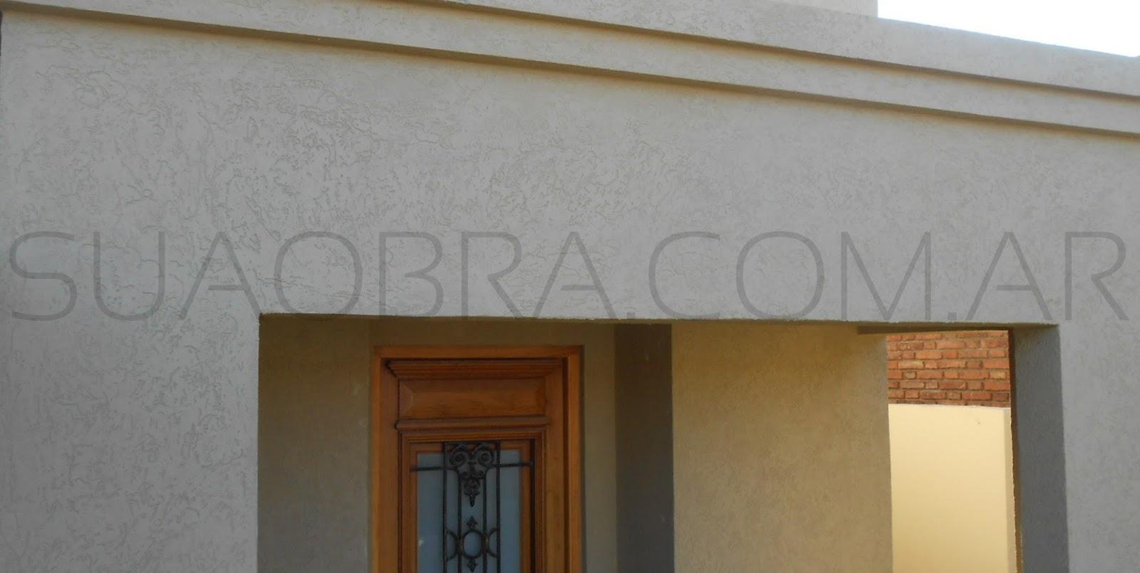revestimiento plstico tarquini tarquini piedra paris colocacin comercializacion zona norte - Revestimiento Exterior