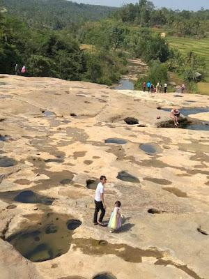Lokasi dan Jarak Wisata Curug Dengdeng Cikatomas