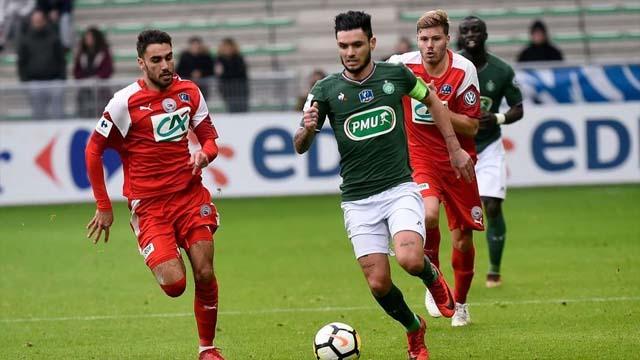 Nhận định bóng đá Nimes vs St.Etienne, 01h45 ngày 27/10