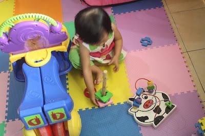 10 Macam Bentuk Permainan Kreatif Untuk Anak Balita