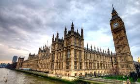 Istana Westminster dan Big Ben