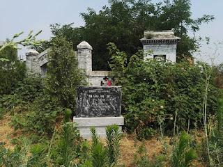 投诉:胡荻:我为保护我爷爷胡达明墓地所遭受的种种人权迫害