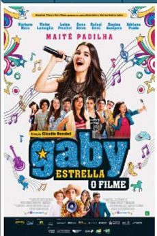 Download Gaby Estrella - O Filme nacional via torrent