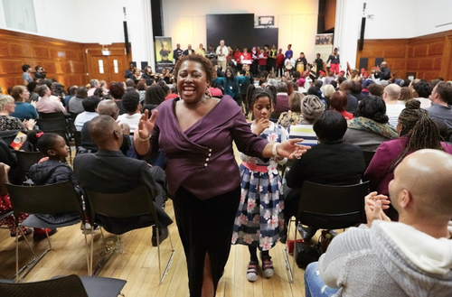 Pegasus Opera - Celebrate Windrush, A Musical Voyage - Lambeth Town Hall, 2018