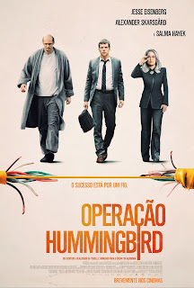 The Hummingbird Project - Poster & Trailer