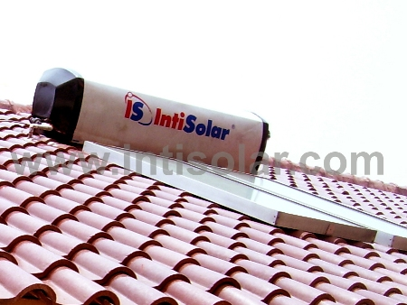Solar Water Heater Pemanas Air Tenaga Surya Legenda