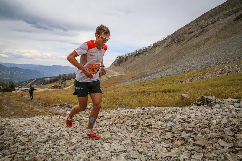 Jan Margarit en Lone Peak