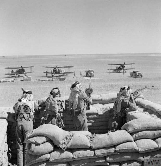 Arab Legionnaires 8 May 1941 worldwartwo.filminspector.com