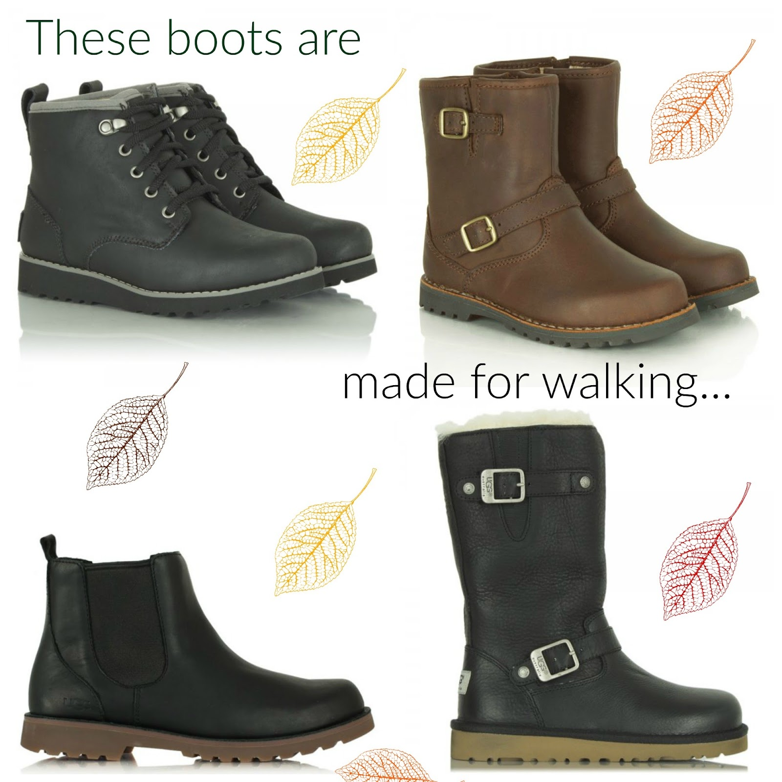 , These Boots Are Made for Walking: Kids Winter Boots Wishlist