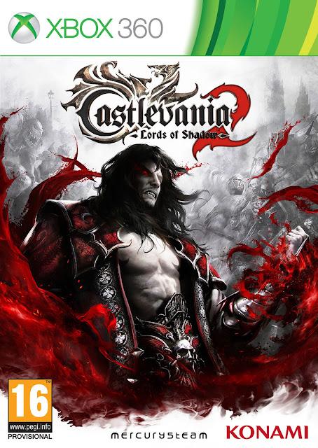 Castlevania: Lords of Shadow 2 - Xbox 360 - Multi5 - Portada