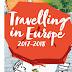 Gratis la guida Travelling in Europe (Viaggiare in Europa)  2017-2018