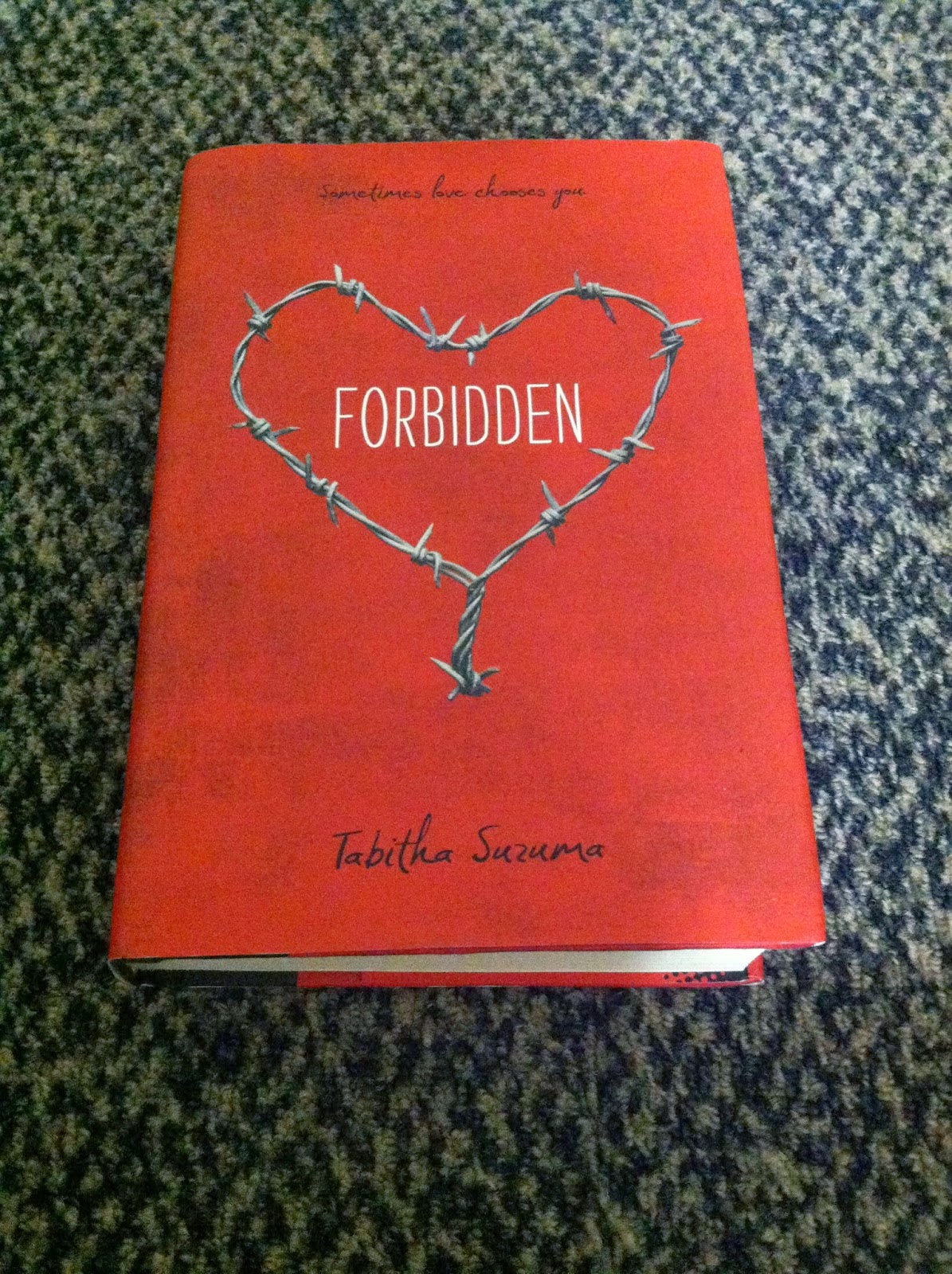 Bitches n Prose  But What Books Do I Pack    A Look Inside My Dorm Room Forbidden by Tabitha Suzuma  This is a book that blew my mind  It is one of  my favorite books  if not the  1 favorite  It made me sob and broke my  heart