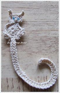 crochet cat motif free pattern