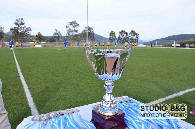 Τελικός Κυπέλλου Ερασιτεχνών 2017-2018 την Τετάρτη στο ΔΑΚ Άργους