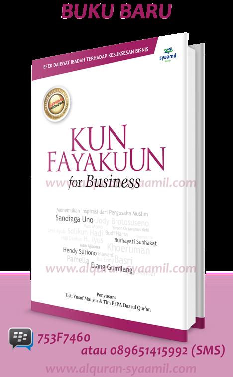 Buku KUN FAYAKUUN for Business