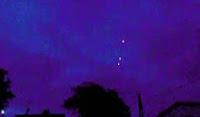 UFO over Maribor