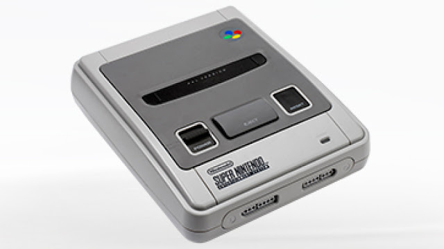 Super Nintendo Classic Mini: Release this year?