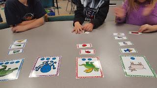 Teach Magically Segmenting Words Game