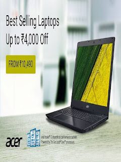 Flipkart ( Big Diwali Sale ) Offer Get upto 20% off on Laptops