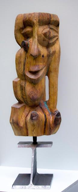 Foto talla en madera