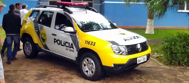 Palmital recebe nova viatura e aumento de efetivo de Policiais no Município