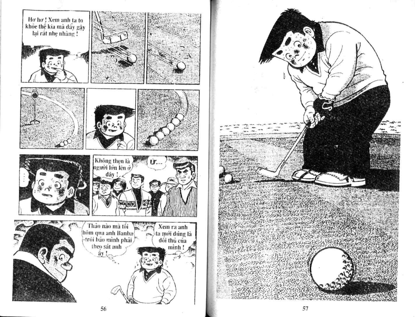 Ashita Tenki ni Naare chapter 15 trang 27