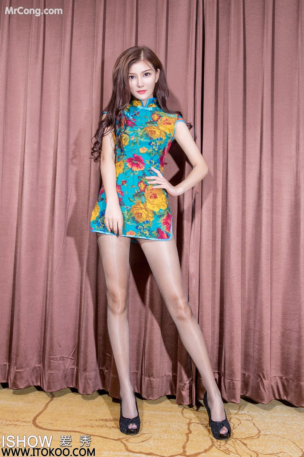 Image ISHOW-No.157-Yu-Fei-Fei-Faye-MrCong.com-001 in post ISHOW No.157: Người mẫu Yu Fei Fei (余菲菲Faye) (31 ảnh)