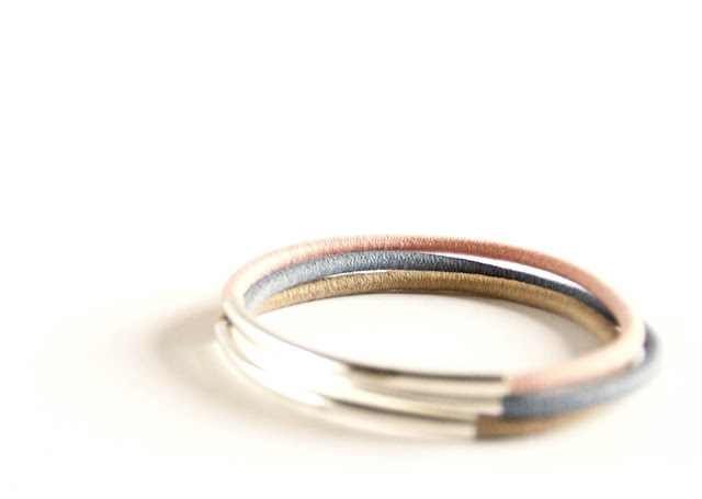 Nueva colección ELASTICO: Pulseras y collares de colores