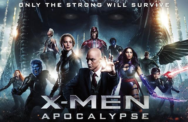 X-Men: Apocalipsis (2016) HD [Mega]