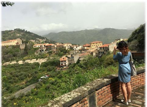 Sycylia: Mesyna, Savoca, Taormina, część 1