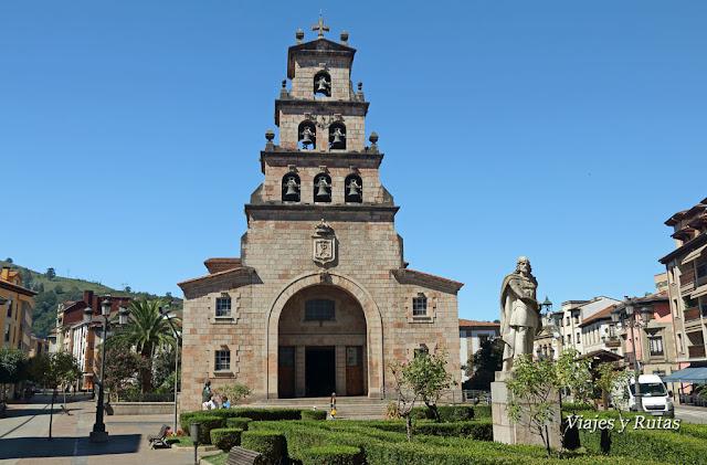 Cangas de Onis, Iglesia de Nuetra Señora de la Asunción