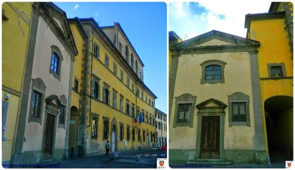 Palazzo Gini - Oratorio - Sant'Ambrogio - Prato