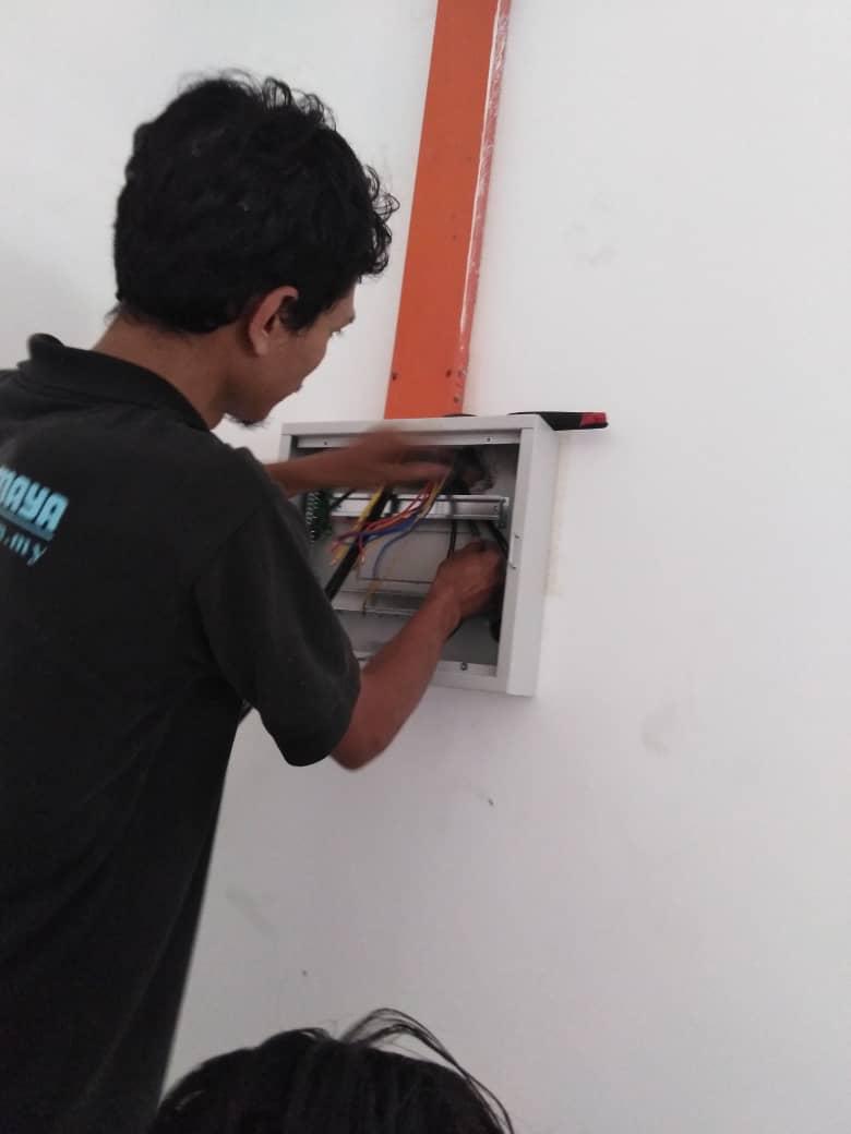 Perkhidmatan Wiring Elektrik