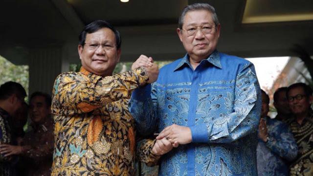 Gerindra: SBY Akan Masuk Tim Pemenangan