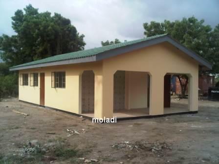 Housing Construction Method