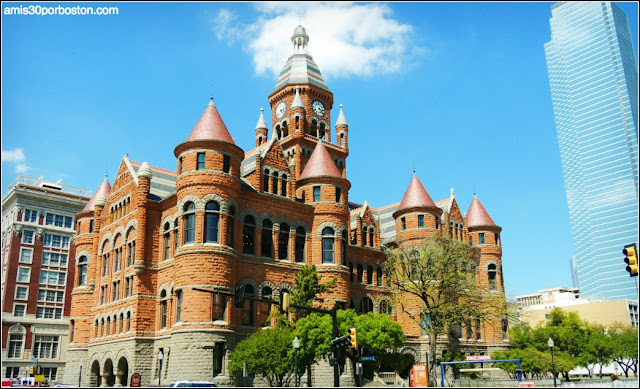 Lugares Turísticos y Atracciones en Dallas: Old Red Museum