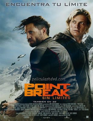 Ver Point Break Punto de quiebra 2015 online