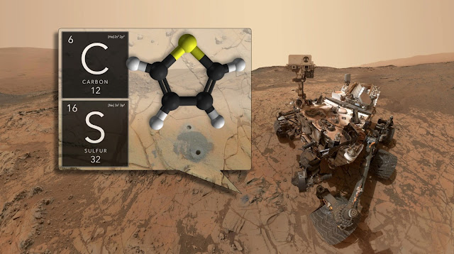 Mars rover finds ancient organic compounds that match meteoritic samples