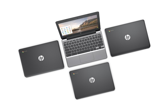 HP Chromebook 11 G5 launched with touchscreen and 12.5 hours of battery life