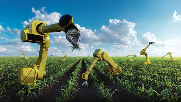 Sekilas Perkembangan Teknologi Pertanian Di Indonesia