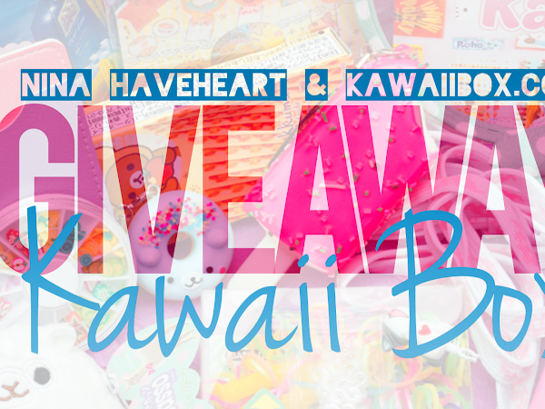 Kawaii Box Giveaway!
