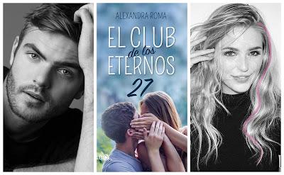 Resultado de imagen de El club de los eternos 27 personajes