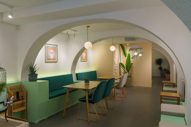 cofeeshop dan kedai kopi modern