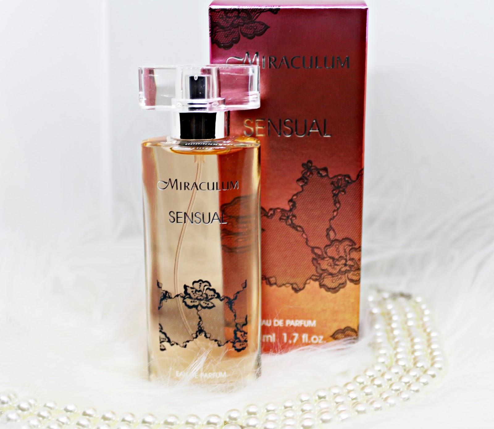 Woda perfumowana SENSUAL - MIRACULUM