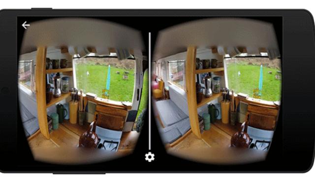 خمس تطبيقات لخلق واقع افتراضي (VR) للفيديو والصور
