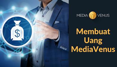 Cara Terbaik Menguangkan Blog dengan MediaVenus
