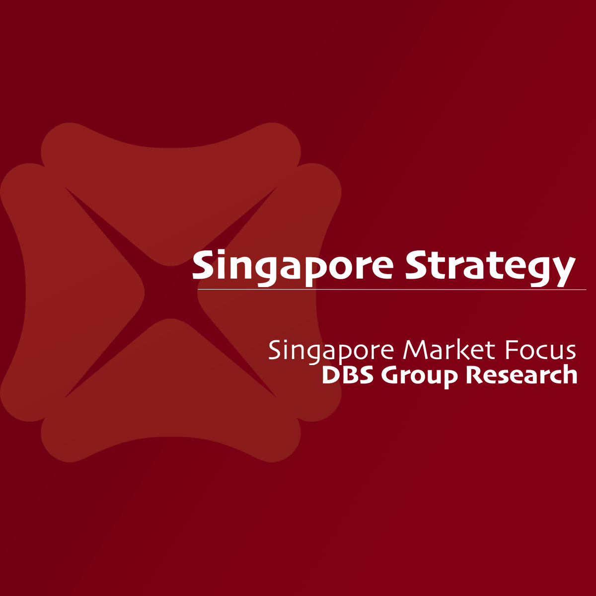 Singapore Market Strategy - DBS Group Research | SGinvestors.io