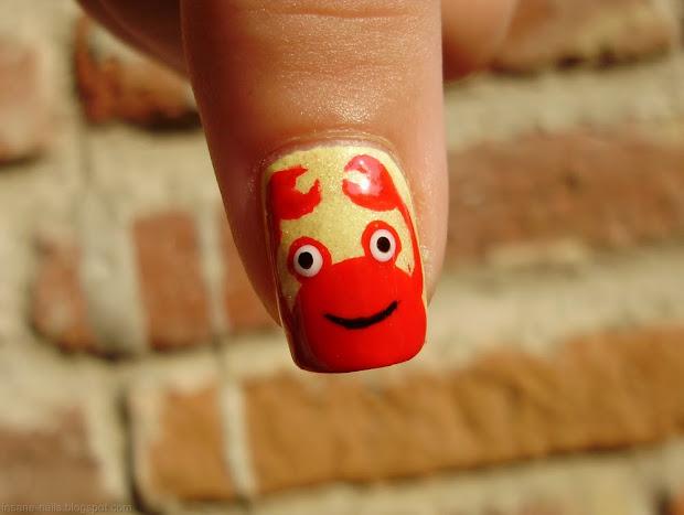 happy crab nails - insane